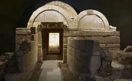 The Thracian Tomb of Sveshtari 1